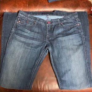Rock and Republic 30x34 Jaguar style jeans